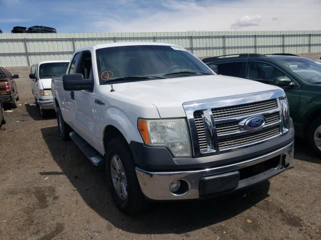 Salvage cars for sale from Copart Albuquerque, NM: 2010 Ford F150 Super