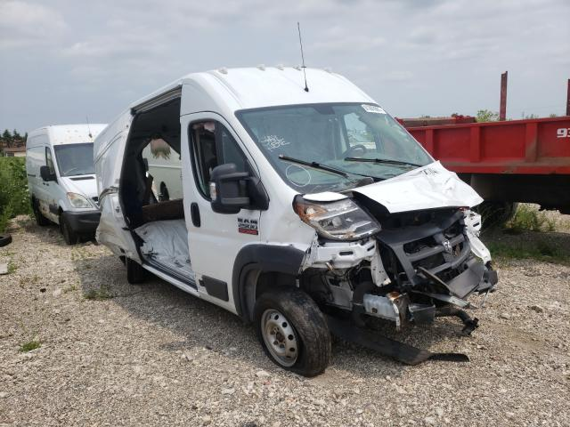 Salvage cars for sale from Copart Cudahy, WI: 2014 Dodge RAM Promaster