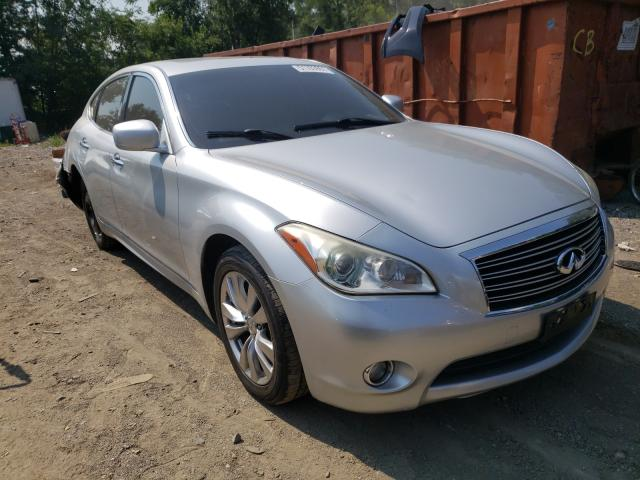 Salvage cars for sale from Copart Baltimore, MD: 2011 Infiniti M37 X