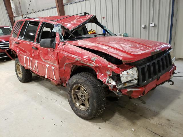 Salvage cars for sale at Appleton, WI auction: 1998 Jeep Grand Cherokee