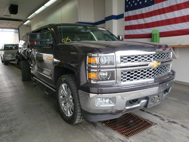 Salvage cars for sale from Copart Pasco, WA: 2015 Chevrolet Silverado