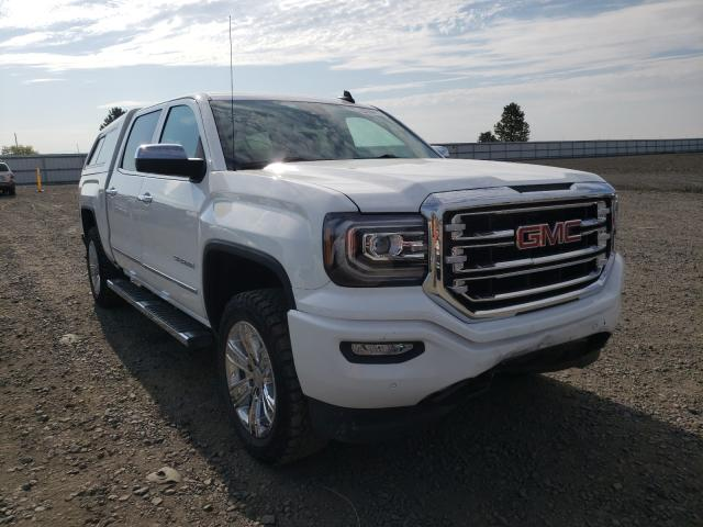 Salvage cars for sale from Copart Airway Heights, WA: 2017 GMC Sierra K15