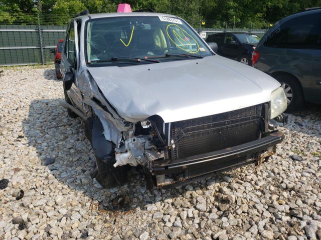Salvage cars for sale at Candia, NH auction: 2007 Mercury Mariner