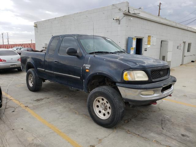 Salvage cars for sale from Copart Sun Valley, CA: 1998 Ford F250