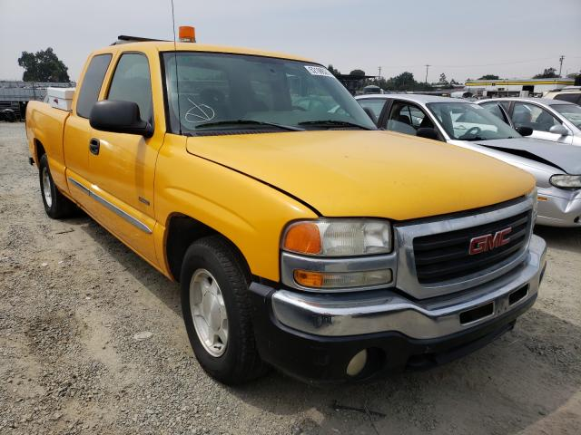Salvage cars for sale from Copart Antelope, CA: 2005 GMC New Sierra