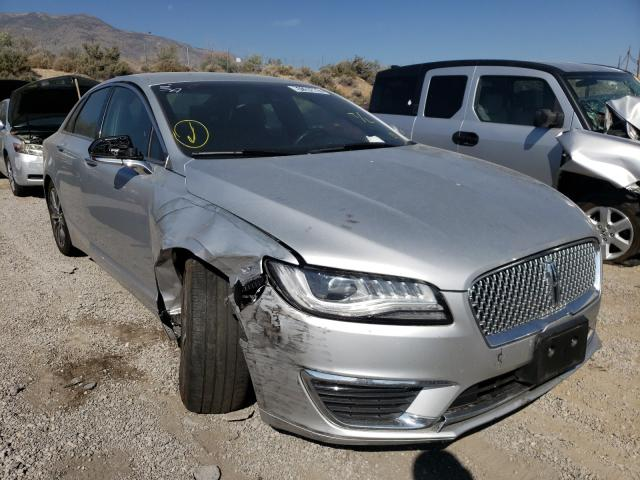 Lincoln MKZ salvage cars for sale: 2019 Lincoln MKZ