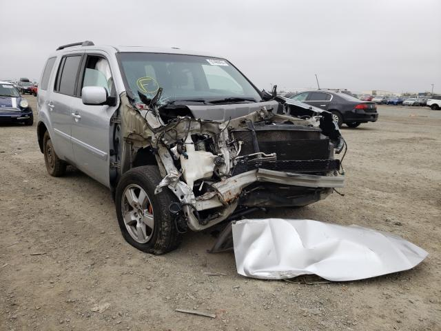 Salvage cars for sale from Copart San Diego, CA: 2010 Honda Pilot EXL