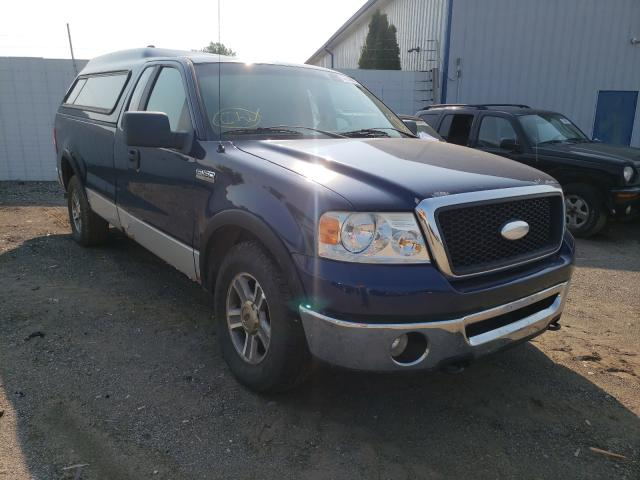 Salvage cars for sale from Copart Columbia Station, OH: 2007 Ford F150