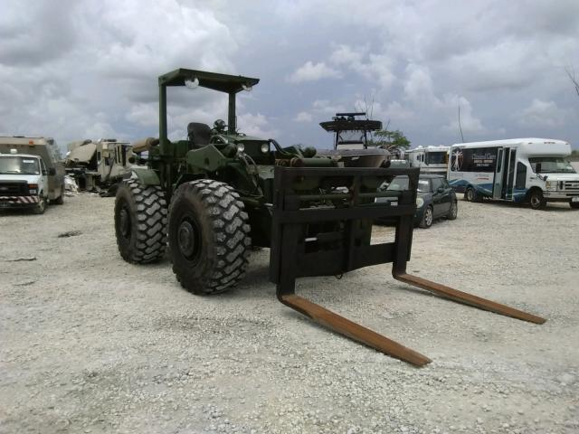 Salvage cars for sale from Copart Homestead, FL: 2000 Hyster Forklift