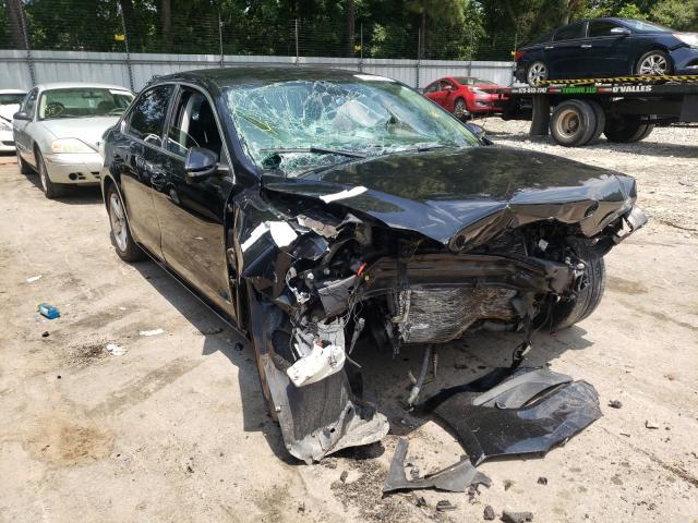 Salvage cars for sale from Copart Austell, GA: 2012 Volkswagen Passat SE