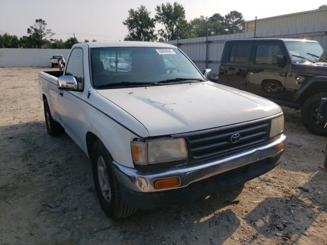 Salvage cars for sale from Copart Hampton, VA: 2022 Toyota T100 SR5