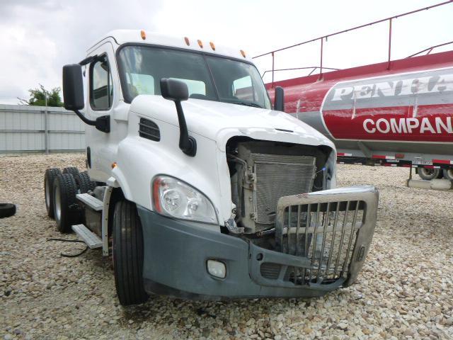 Vehiculos salvage en venta de Copart Grand Prairie, TX: 2015 Freightliner Cascadia 1