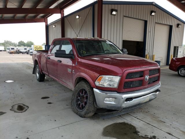 Dodge salvage cars for sale: 2012 Dodge RAM 3500 S