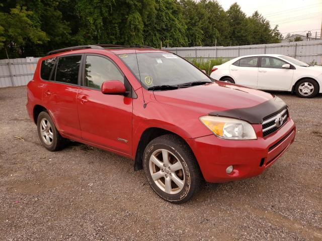 Salvage cars for sale from Copart London, ON: 2007 Toyota Rav4 Limited