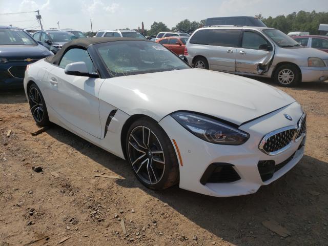 BMW Vehiculos salvage en venta: 2020 BMW Z4 SDRIVE3