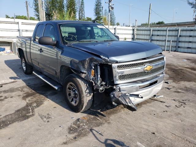 Vehiculos salvage en venta de Copart Miami, FL: 2012 Chevrolet Silverado