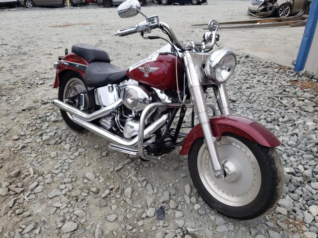 Salvage cars for sale from Copart Mebane, NC: 2006 Harley-Davidson Flstfi