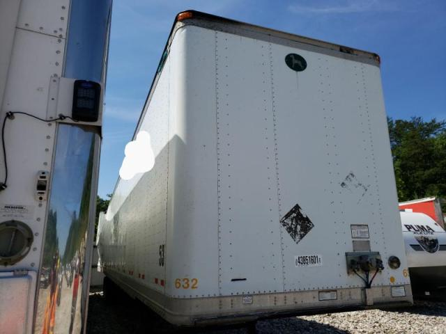 Salvage cars for sale from Copart Hurricane, WV: 2009 Great Dane Trailer