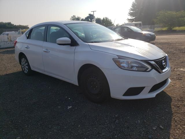 2018 Nissan Sentra S for sale in East Granby, CT