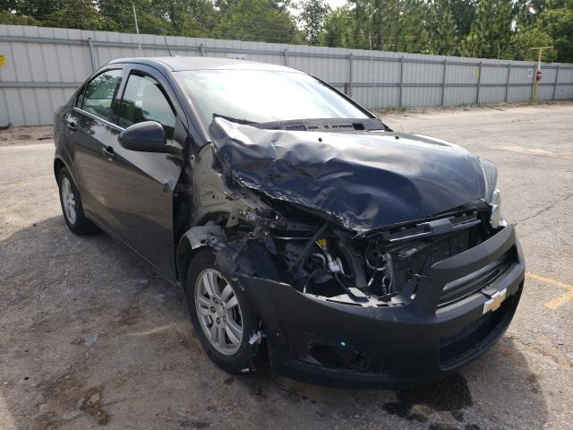 Chevrolet Sonic salvage cars for sale: 2015 Chevrolet Sonic