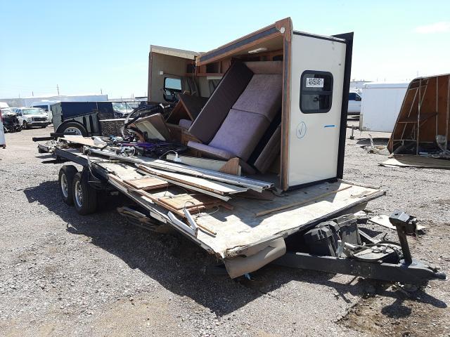 Salvage cars for sale from Copart Phoenix, AZ: 2016 Wildwood Rockwood