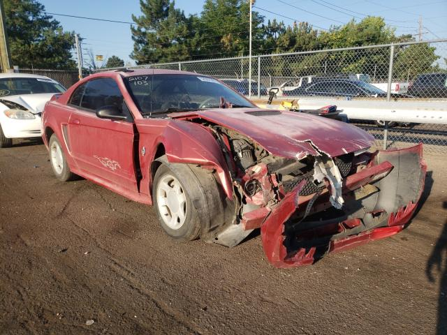 Salvage cars for sale from Copart Denver, CO: 1999 Ford Mustang