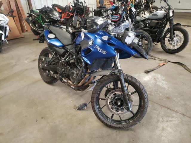 BMW salvage cars for sale: 2015 BMW F700 GS