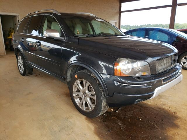 Salvage cars for sale from Copart Tanner, AL: 2013 Volvo XC90 3.2