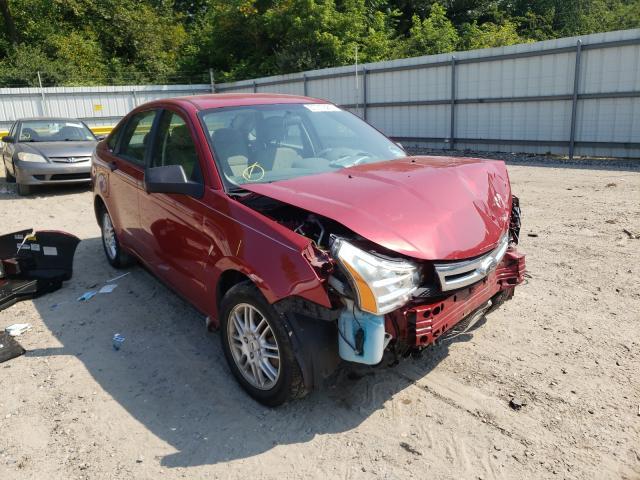 Vehiculos salvage en venta de Copart Glassboro, NJ: 2011 Ford Focus SE