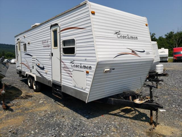 Salvage cars for sale from Copart Grantville, PA: 2007 Coachmen Camper