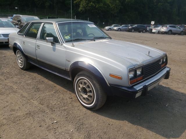 American Motors salvage cars for sale: 1983 American Motors Eagle