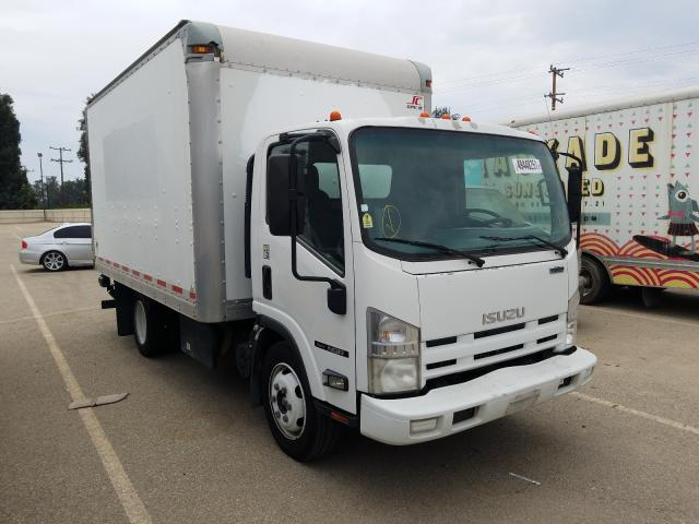 Salvage cars for sale from Copart Van Nuys, CA: 2011 Isuzu NRR