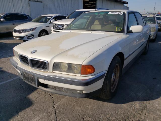 BMW 7 SERIES 1997 1