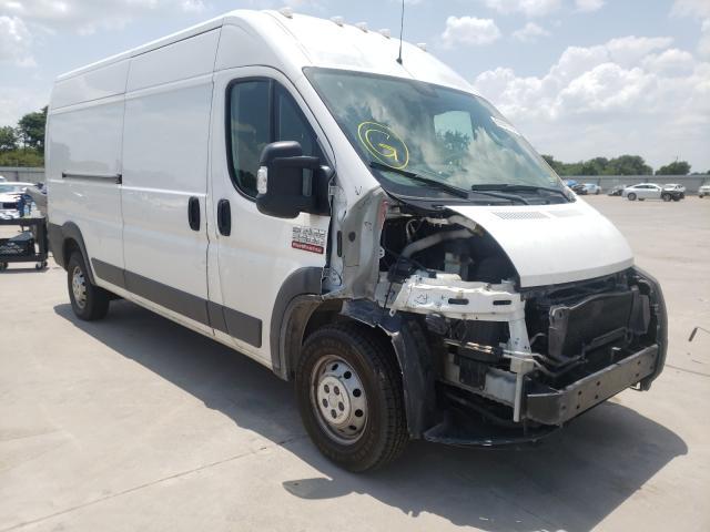 Vehiculos salvage en venta de Copart Wilmer, TX: 2018 Dodge RAM Promaster