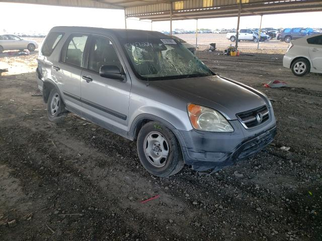 Salvage cars for sale from Copart Houston, TX: 2004 Honda CR-V LX