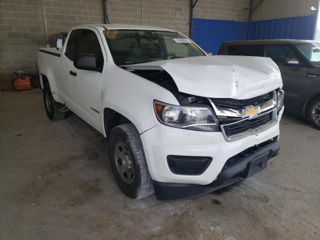 Vehiculos salvage en venta de Copart Cartersville, GA: 2016 Chevrolet Colorado