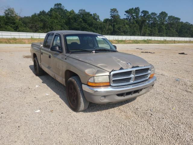 Dodge Vehiculos salvage en venta: 2001 Dodge Dakota Quattro
