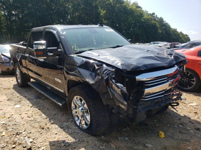 Salvage cars for sale from Copart Austell, GA: 2016 Chevrolet Silverado