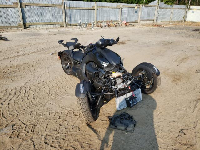 Salvage cars for sale from Copart Seaford, DE: 2021 Can-Am Ryker