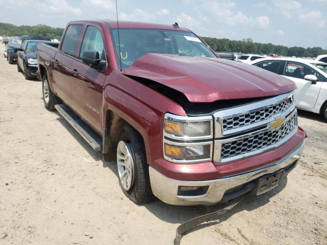 Salvage cars for sale at Conway, AR auction: 2014 Chevrolet Silverado