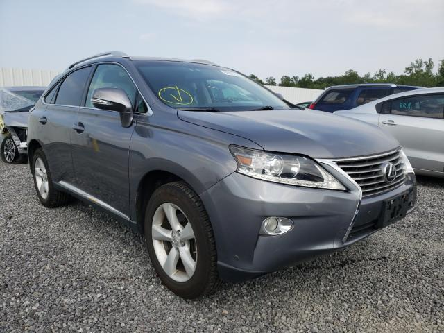 Salvage cars for sale from Copart Fredericksburg, VA: 2013 Lexus RX 350 Base