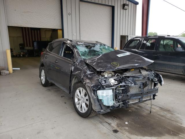 Toyota salvage cars for sale: 2013 Toyota Rav4 Limited