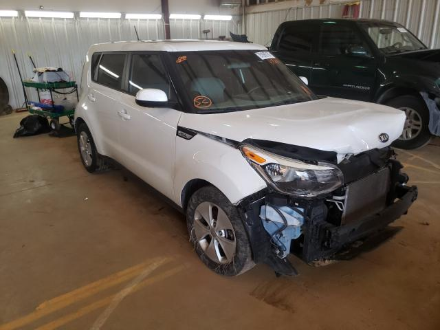 Salvage cars for sale from Copart Longview, TX: 2015 KIA Soul