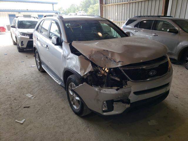 KIA Sorento salvage cars for sale: 2014 KIA Sorento