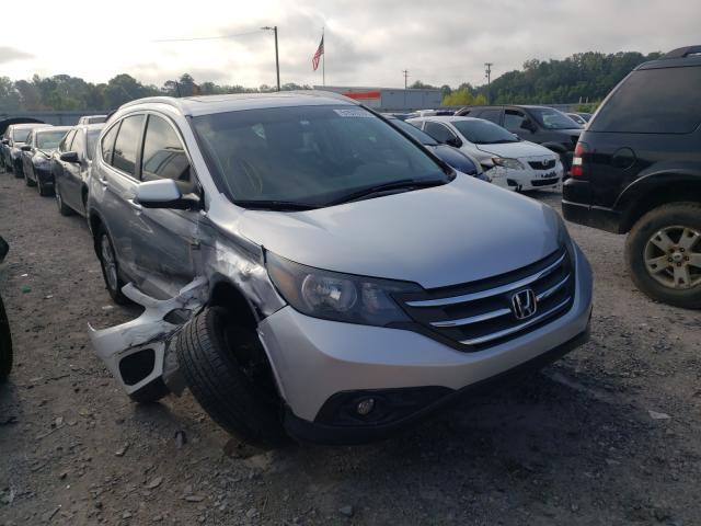 Honda salvage cars for sale: 2012 Honda CR-V EXL
