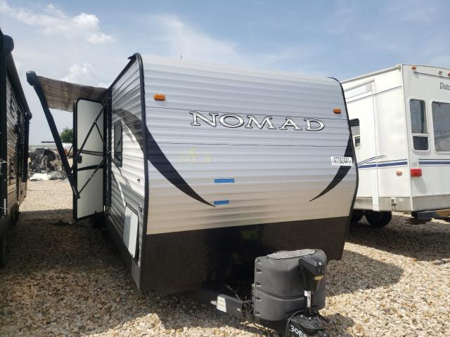 Salvage cars for sale from Copart Grand Prairie, TX: 2015 Skyline Nomad
