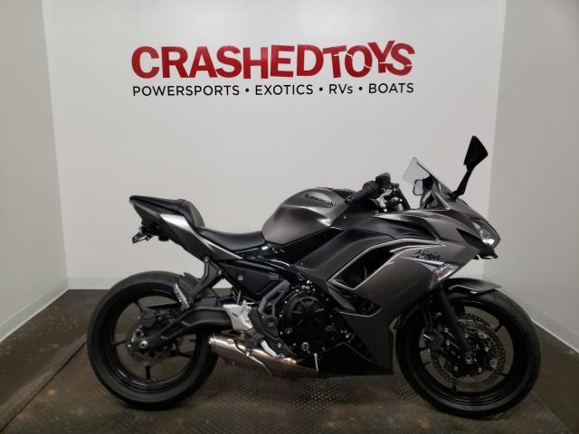 2021 Kawasaki EX650 M en venta en Ham Lake, MN