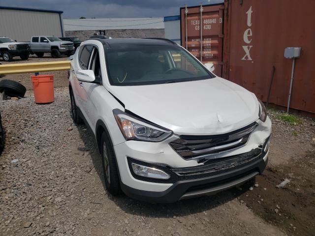 Salvage cars for sale from Copart Hueytown, AL: 2016 Hyundai Santa FE S