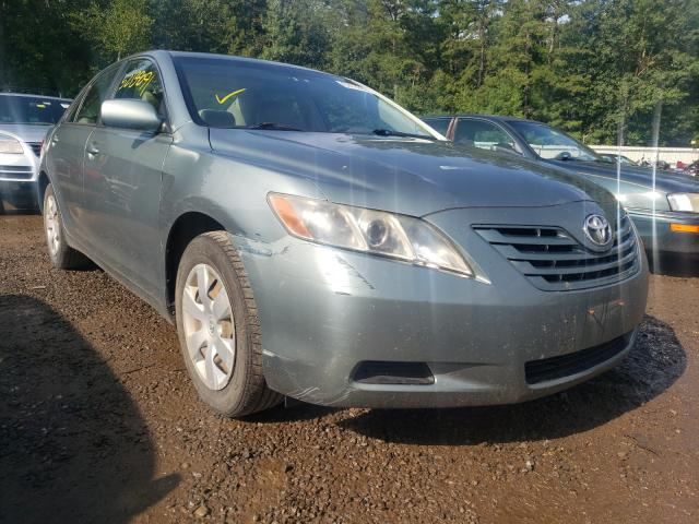 Salvage cars for sale from Copart Lyman, ME: 2007 Toyota Camry CE