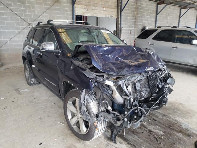 Vehiculos salvage en venta de Copart Cartersville, GA: 2014 Jeep Grand Cherokee